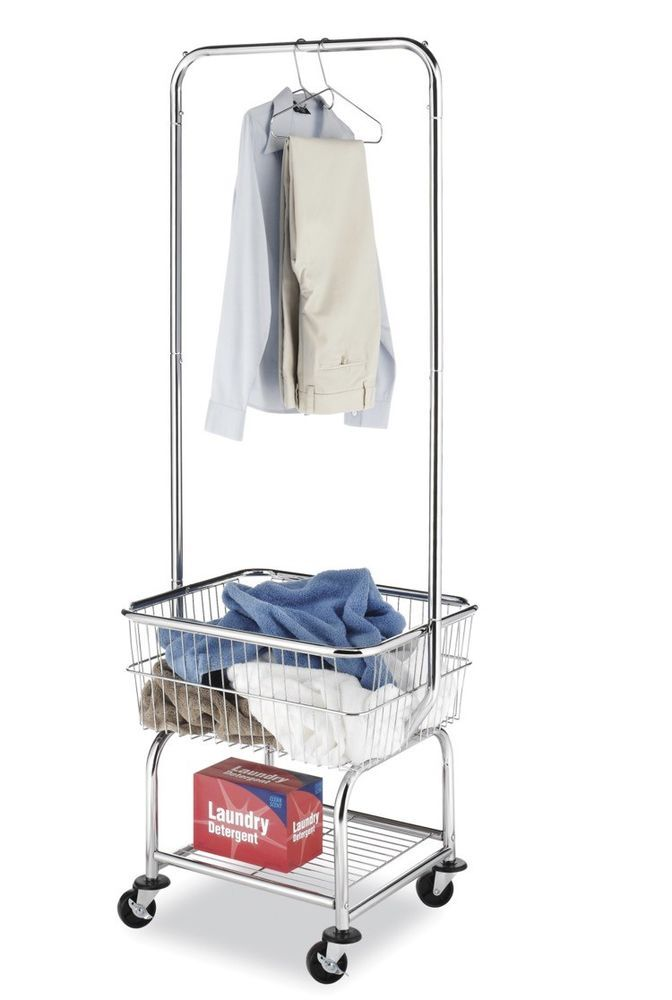 die besten 25 laundry cart with wheels ideen auf pinterest w schekorb mit r dern w schewagen. Black Bedroom Furniture Sets. Home Design Ideas