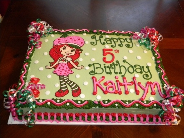 Este hubiera sido el mejor pastel en mi infancia