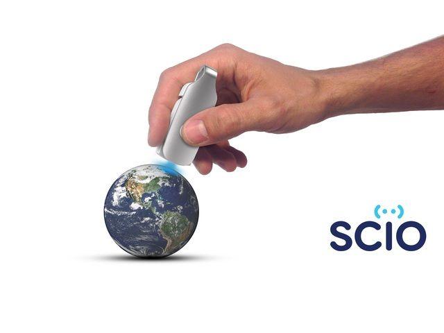 SCiO: Your Sixth Sense. A Pocket Molecular Sensor For All ! by Consumer Physics, Inc. — Kickstarter