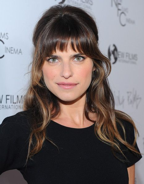 lake bell | Lake Bell Actress Lake Bell arrives to the premiere of New Films ...
