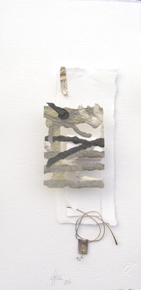 Blanca Serrano Serra, papel, plata