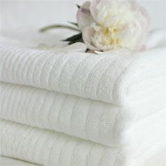 Luxury of the Day 9/28/12 - It's a simple luxury, but a thick, soft towel is the best way to achieve that ultimate clean feeling.