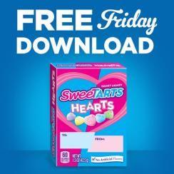 ►► ♥ FREE SweeTarts Candy Heart Box @ Kroger - 2/9/18 ►► #Free, #FreeFriday, #FREEStuff, #Freebie, #FreebieFriday, #FridayFreebie, #Frugal, #FrugalFind, #FrugalLiving, #Kroger, #StValentinesDay, #Sweetart, #Valentine, #ValentineDay ►► Freebie Depot