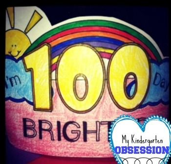 1000 images about 50th 100th day of school on pinterest for 100th day hat template