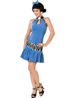 Betty Rubble from the Flintstones. *Starts with B*