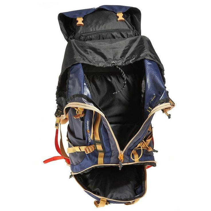 Vandring och Friluftsliv Friluftsliv - Ryggsäck FORCLAZ EASYFIT 50 L QUECHUA - Vandringsutrustning