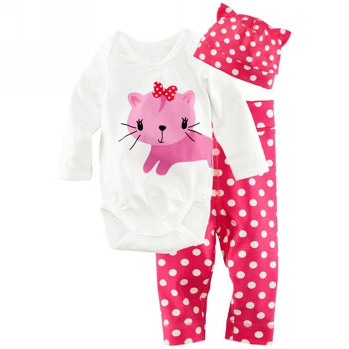 Retail 2015 new baby s first long sleeved dress triangle package fart climbing clothes shirt pants. Click visit to buy #BabyGirlClothingSet #BabyGirl #ClothingSet