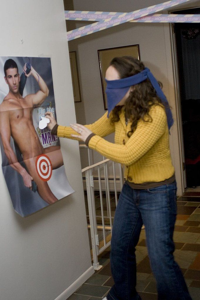 Pin the Tail on the.... Bachelorette Party