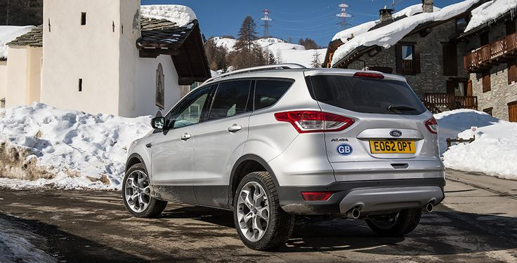 2014 Ford Kuga Crossover Car 2 With Images Ford Kuga