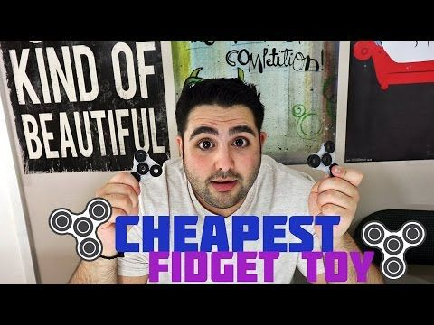 DIY EASIEST AND CHEAPEST FIDGET TOY - YouTube