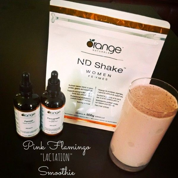 Enter to win an Orange Naturals Ultimate Smoothie Prize Pack (incl. ND Shakes for family, Hamilton Beach Personal Blender and SuperFood Smoothies recipe book), CAN only, ends 4/28 http://domesticatedmomma.com/2014/04/pink-flamingo-lactation-smoothie.html #CANwin   #Giveaways