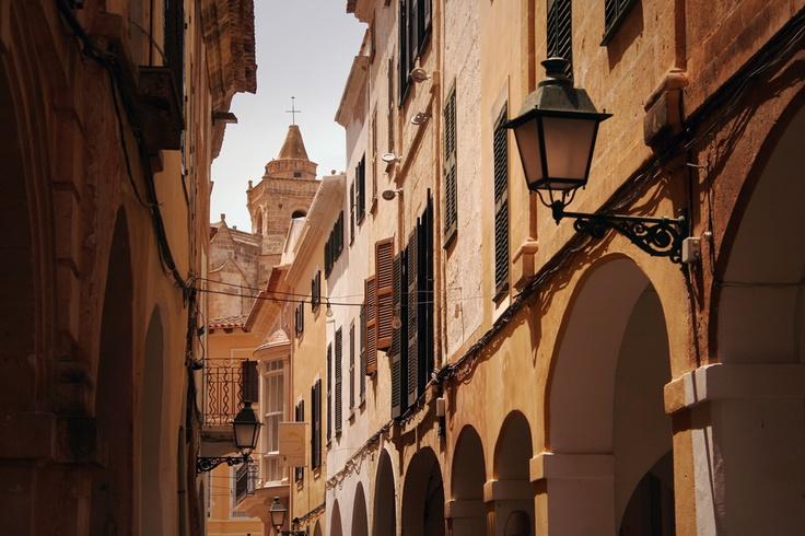 Cittadella - Minorca #travelgood #Canarie #Baleari