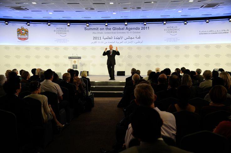 Klaus Schwab - Summit on the Global Agenda 2011