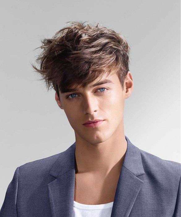 18 Best Hairstyles Images On Pinterest Men Hair Styles