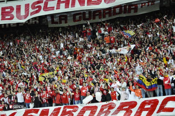 Santa Fe Finalista Copa Sudamericana (45 de 1)