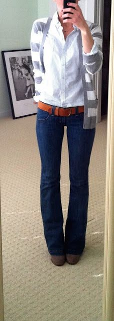 Work place have a casual Friday jean | Fashion and styles