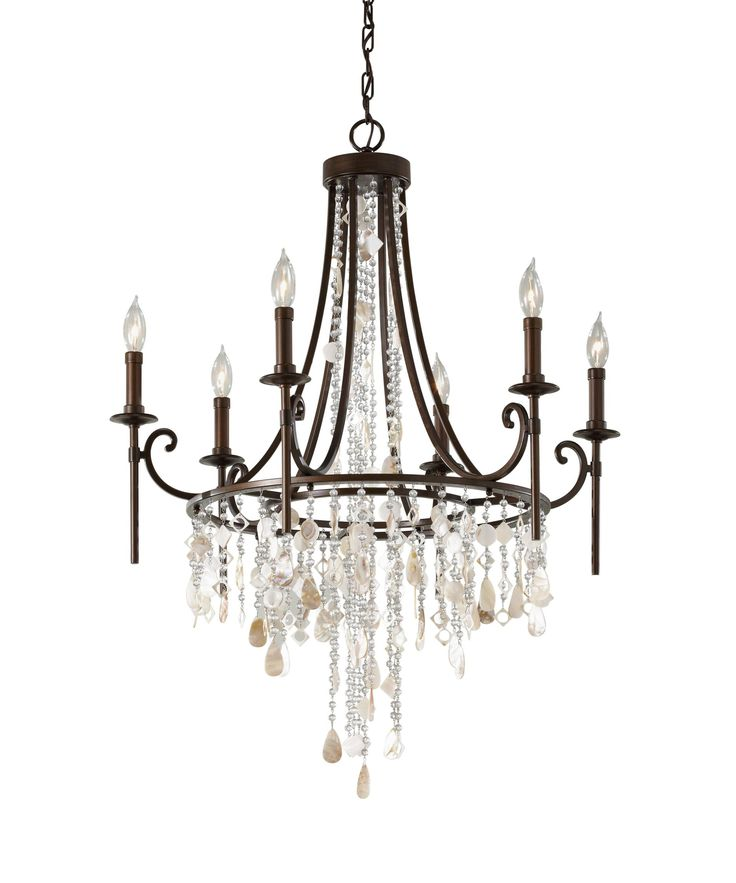 Chandeliers Crystal Bronze Chrome Modern Classic Capitol