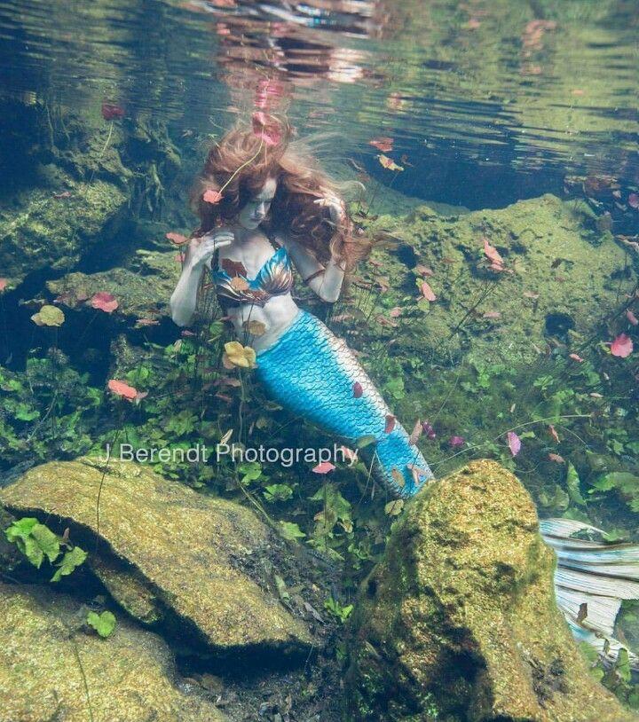 Mermaid Hyli on instagram