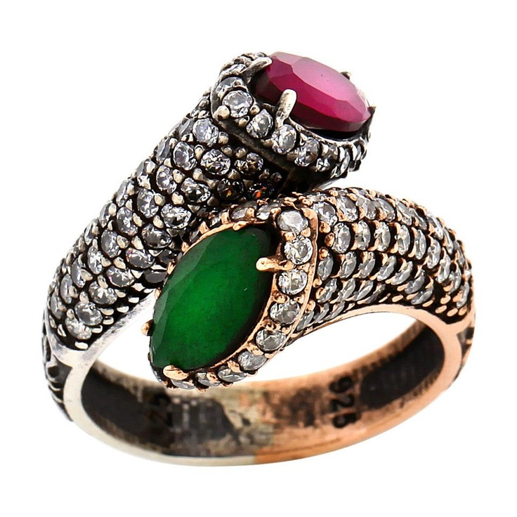 Theia Silver Ring & Turkish Wholesale Silver Jewelry