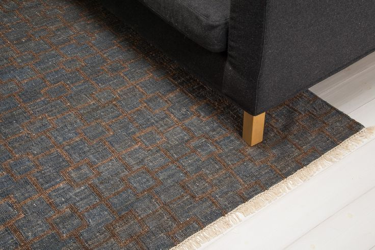 Nomad Charcoal No:2326 240x330 - Stora mattor - Lösa mattor   Ruugs™