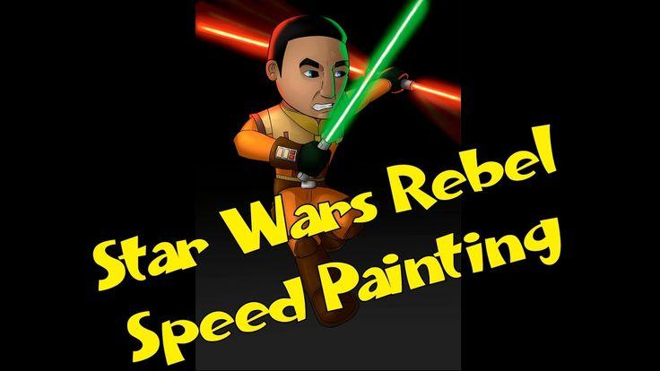 Star Wars Rebels - Speed Drawing