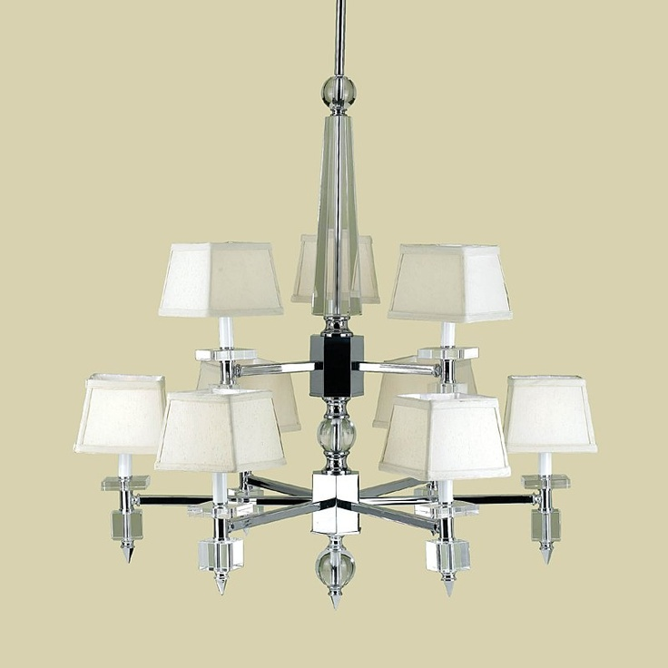 Candice Olson 6761 9h 9 Light Cluny Chandelier
