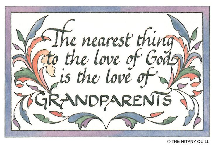 Sayings About Grandparents   Quotes About Grandparents - kootation.com