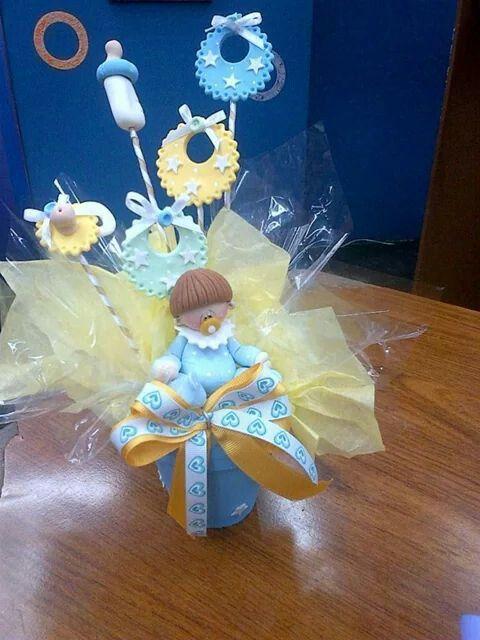251 best Baby shower ideas images on Pinterest Cold porcelain
