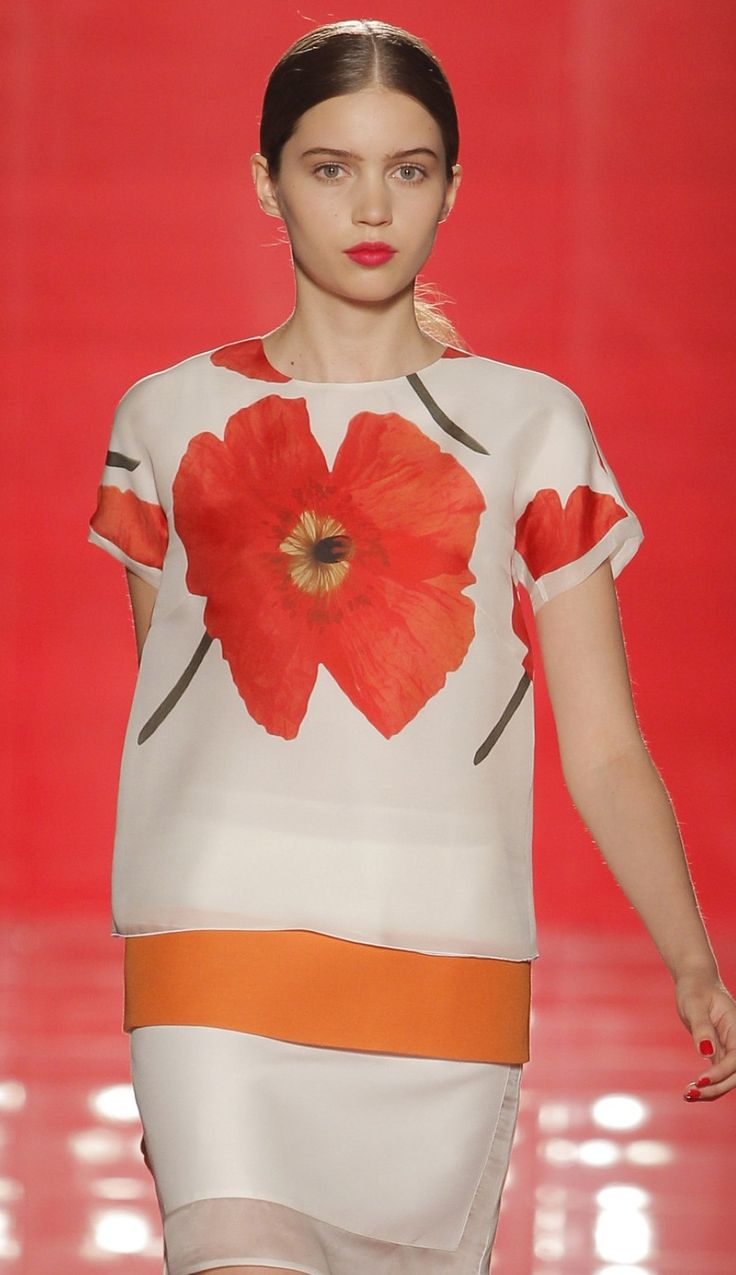 Les Copains Ready To Wear Spring 2014