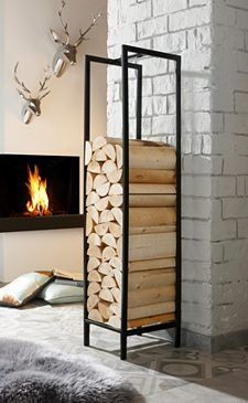 17 b sta id er om kaminholzregal p pinterest holzaufbewahrung regal buche och brennholzregal. Black Bedroom Furniture Sets. Home Design Ideas