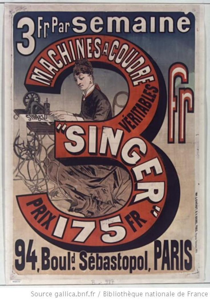 80 best singer old advertising images on pinterest antique sewing machines vintage sewing. Black Bedroom Furniture Sets. Home Design Ideas