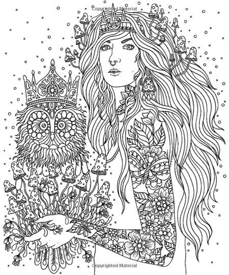 35 best Hanna Karlzon images on Pinterest | Coloring books
