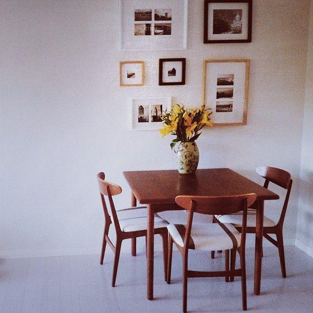 88 Best Danish Modern Dining Rooms Images On Pinterest