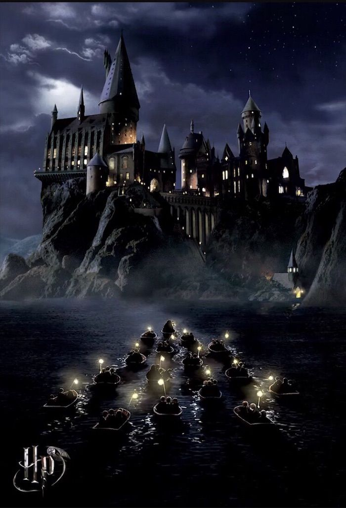 1001 Ideas For A Magical Harry Potter Wallpaper Harry Potter Wallpaper Wall Canvas Hogwarts