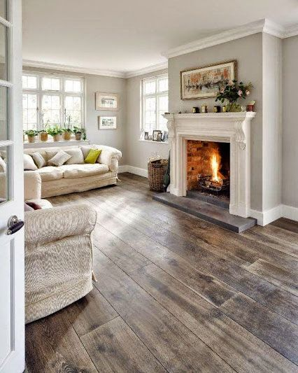 28 best White Hardwood Floors images on Pinterest | Home ...