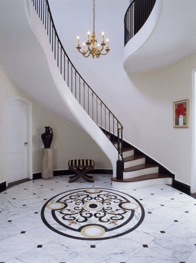 42 best Entry images on Pinterest Staircases, Stairways and Design
