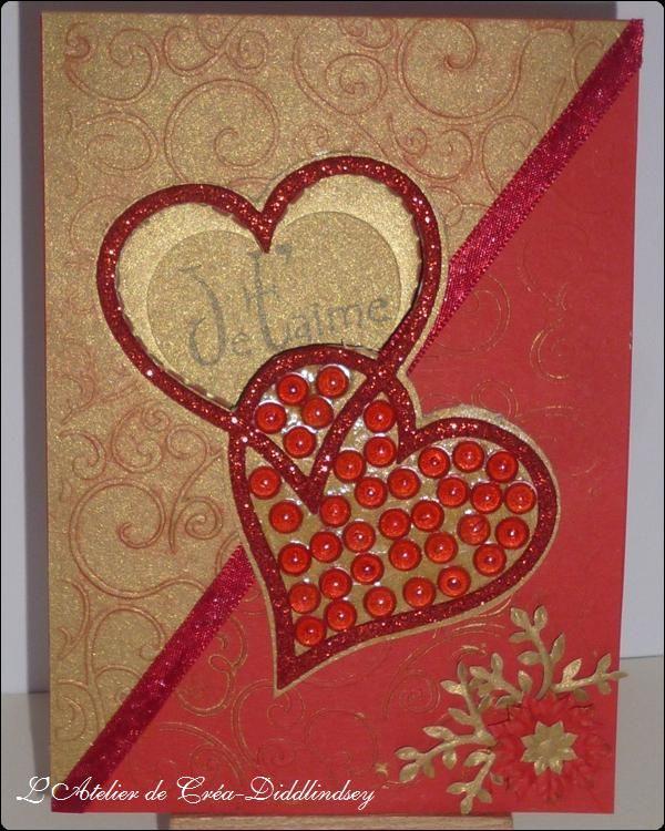 St-Valentin sur Pinterest  Cartes de la saint-valentin, Impressions ...