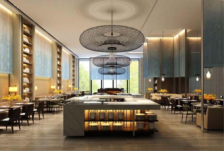 Restaurant Open Kitchen Images