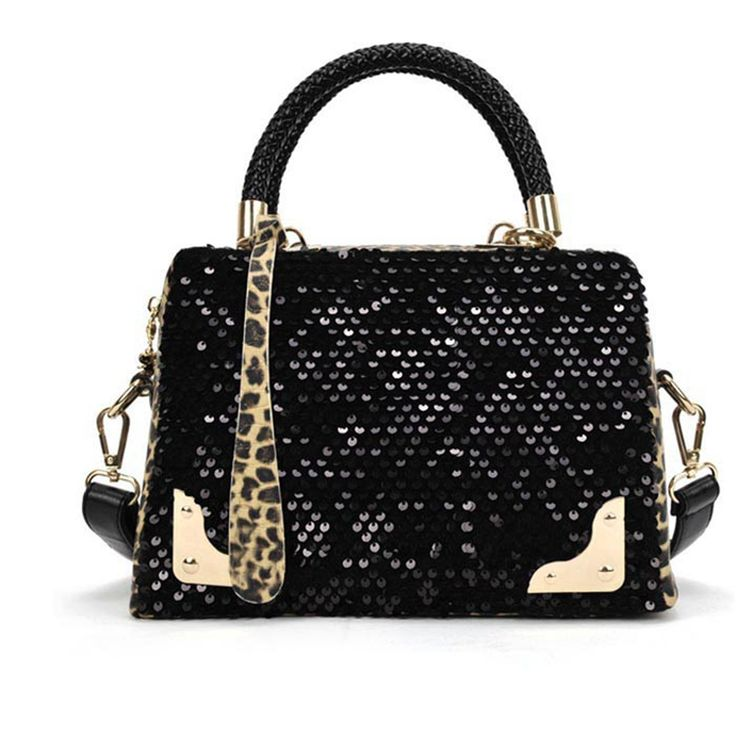 $9.40 (Buy here: https://alitems.com/g/1e8d114494ebda23ff8b16525dc3e8/?i=5&ulp=https%3A%2F%2Fwww.aliexpress.com%2Fitem%2FHot-Sale-New-Fashion-Women-Sequin-Leopard-Handbag-Designer-Brand-Shoulder-Bags-Messenger-Cross-Shoulder-Bag%2F32735193909.html ) Hot Sale New Fashion Women Sequin Leopard Handbag  Designer Brand Shoulder Bags Messenger Cross Shoulder Bag Bolsas Mujer for just $9.40