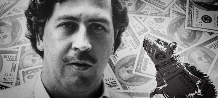 Pablo Escobar lost 10% of his money each year because rats were eating it.