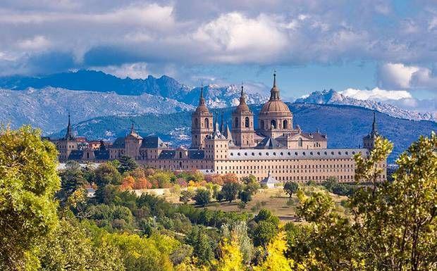 El Escorial Monastery, Spain