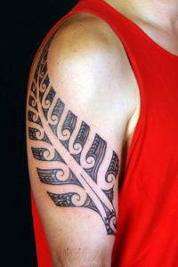 Polynesian tattoo designs represent bravery and sexual attractiveness - Page 23…