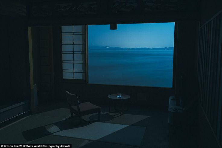 Awaji Island in Japan has never looked more serene and magical...