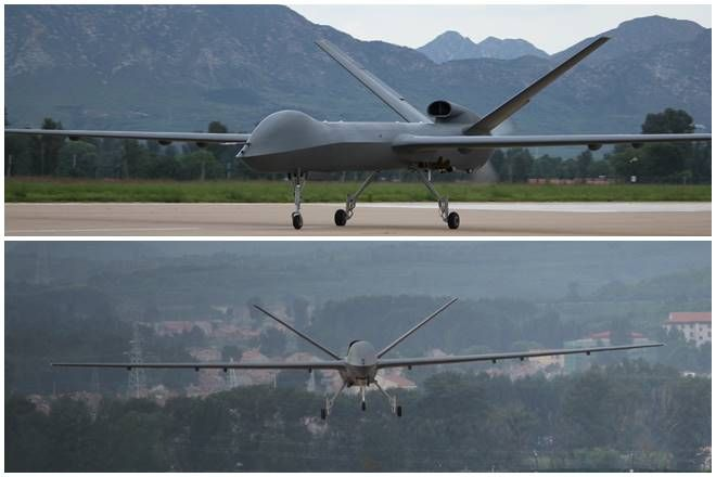 #China is ready with its war drone CH5 half the price of US MQ 9 Reaper: 5 MUST KNOW facts 1. BATTERIES NOT INCLUDED