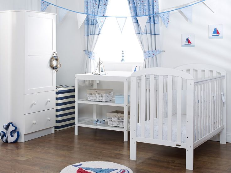 Obaby Lily 3 Piece Nursery Furniture Set Http://www.parentideal.co