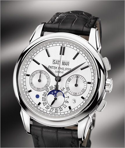 c0602b6d0fd Patek Philippe Grand Complications 5270G-001 Maybe Patek should work on  that name a little more.