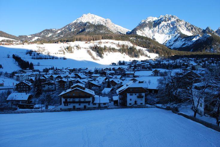 View from excelsior hotel, San Vigilio Di Marebbe