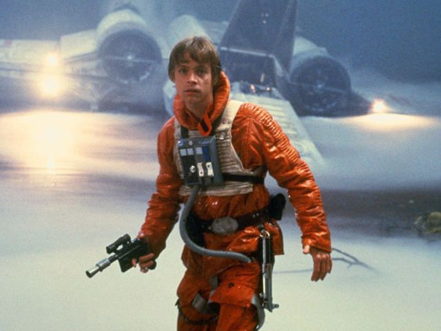 Which Star Wars character are you...of course I got Luke, he's my man!