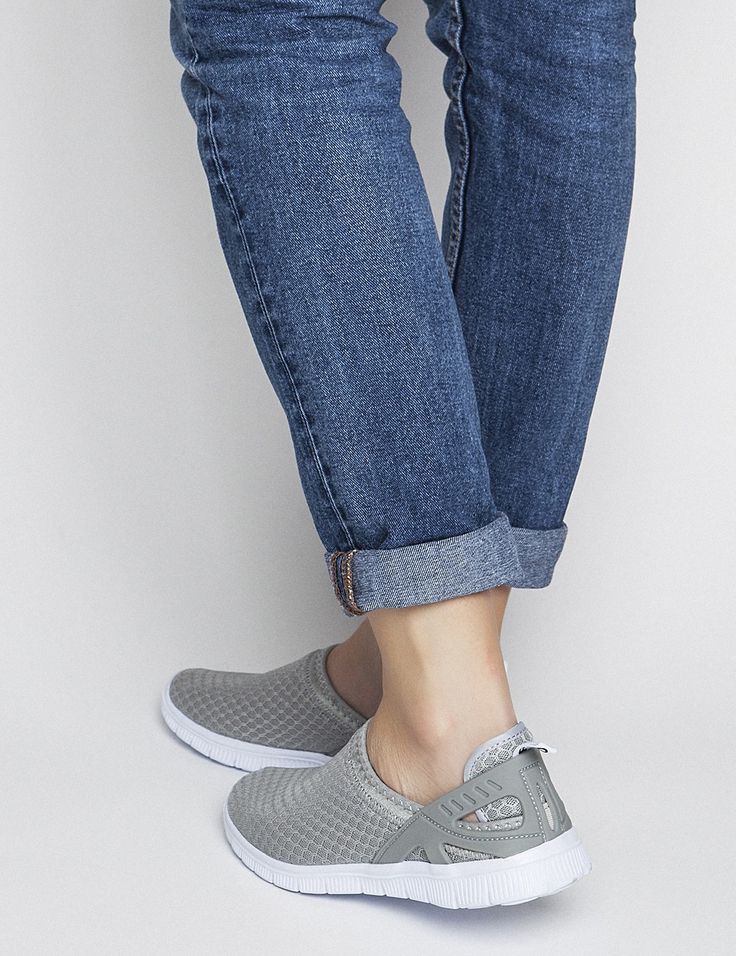 Spring Summer New Collection - Ginger Grey #keepfred #fred #sneakers #shoes #outfit #style #fashion #new #collection #spring #colors #women #casual #sport #look #active #grey