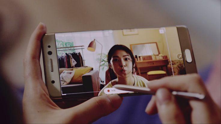 갤럭시 노트7 (Galaxy Note7) _ 론칭 TVC 독립 편 (45초)